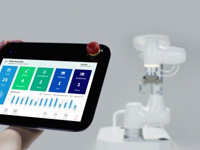 Doosan Robotics Device UI/UX Design