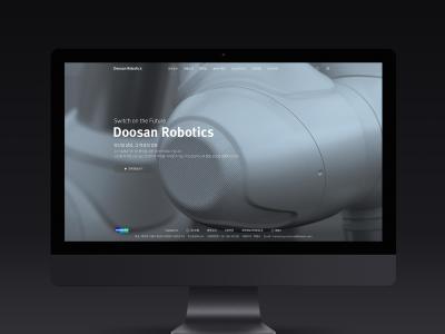 Doosan Robotics Web